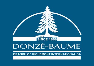 donzebaume logo