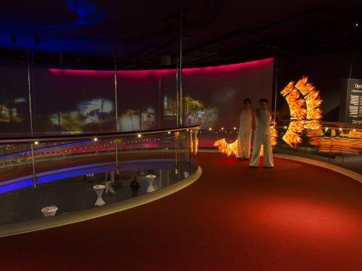 organisation soirée musée olympique, louer musée olympique, agence évènementielle lausanne