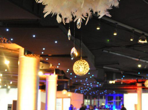 décoration salle genève, organisation évènement genève, agence évènementielle suisse