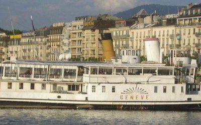 Cyprien débarque à Genève