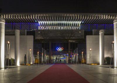 organisation soirée musée olympique, agence évènementielle lausanne