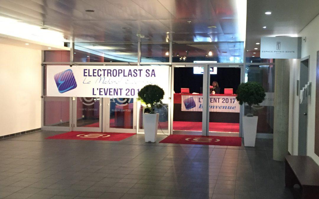 Salon Electroplast SA