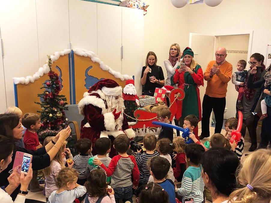 Noël des enfants – La Boironette