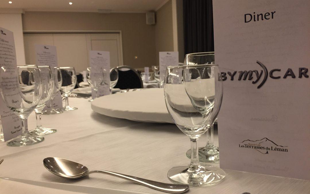 agence évènementielle, organisation évènement, soirée du personnel, décoration table, évènement