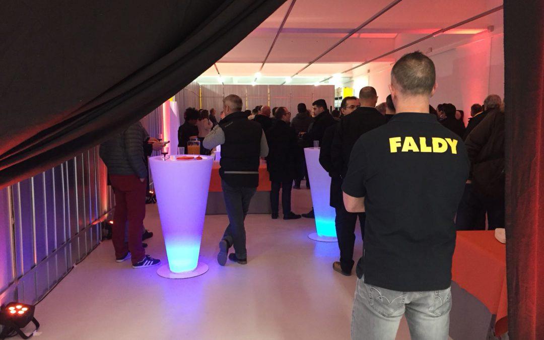 Inauguration nouveaux locaux – Faldy