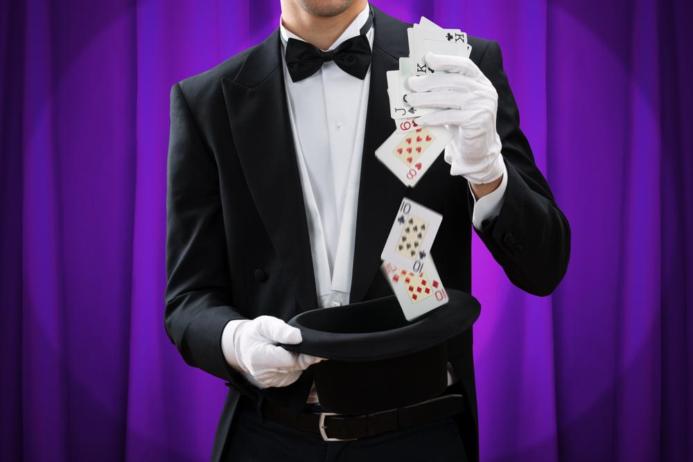 Spectacle de magicien pour Sephora