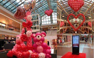 Jeu concours Saint-Valentin à Planète Charmilles